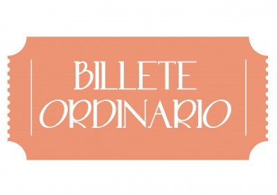 billete ordinario alcoi