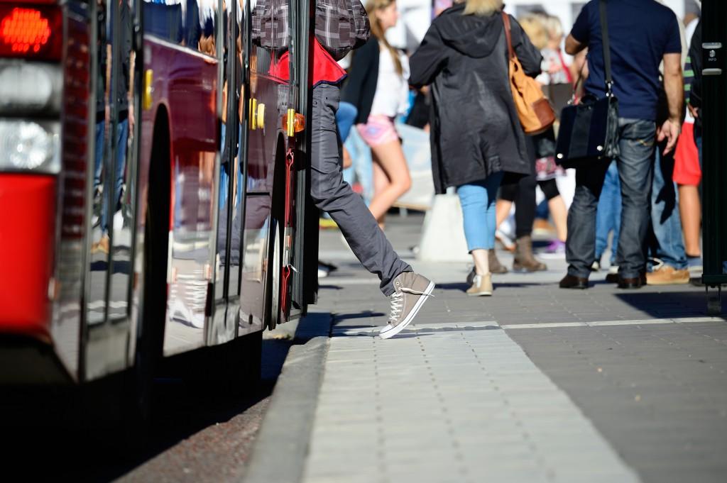 Aumento de viajeros autobús Alcoi