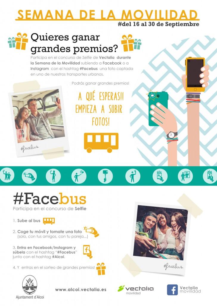 Concurso #facebus Alcoi Vectalia